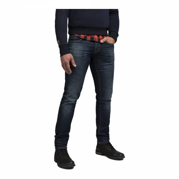 PME Legend Comfort Stretch Denim Dark Blue Denim - Jeans