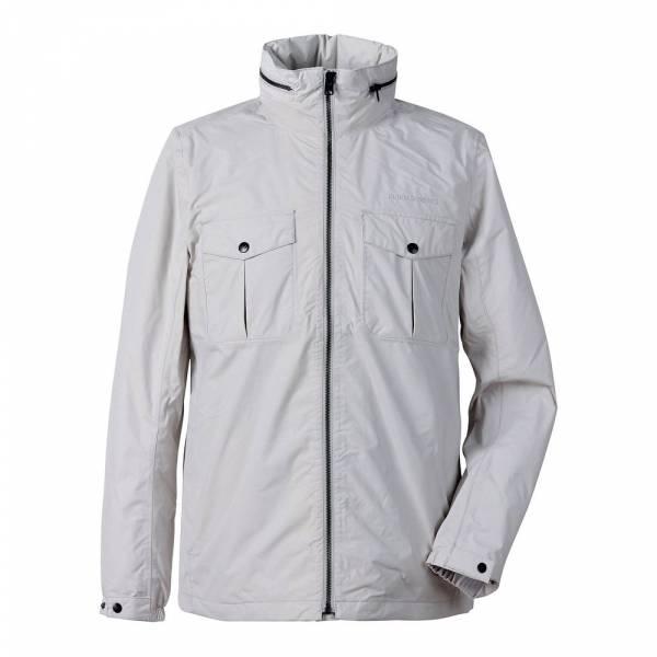Didriksons Klemens Men's Jacket aluminium - Funktionsjacke