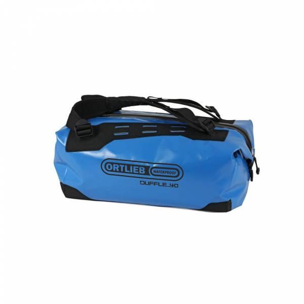 Ortlieb Duffle 40L ozeanblau-schwarz - Reisetasche