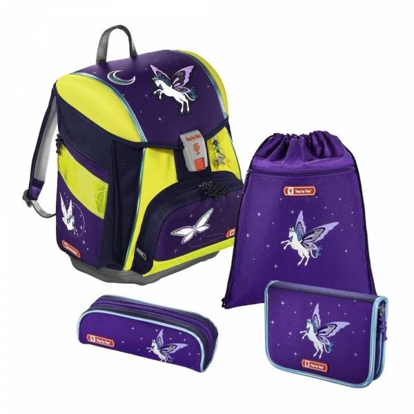 Step by Step Touch 2 DIN Schulranzen-Set 4-teilig Pegasus Dream