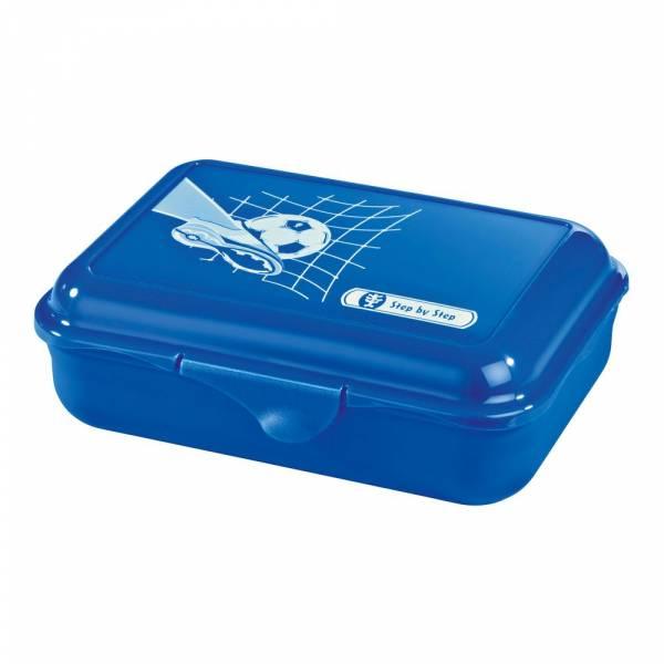 Step by Step Lunchbox Soccer Team