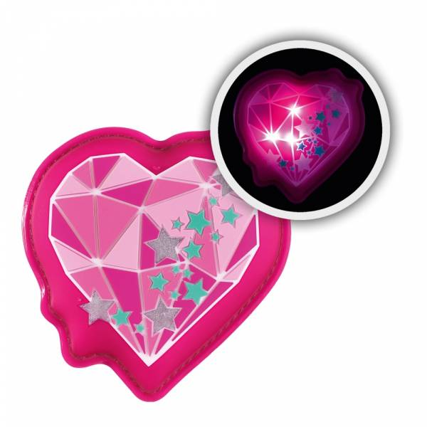 Step by Step Magic Mags Flash Heart - Magnet