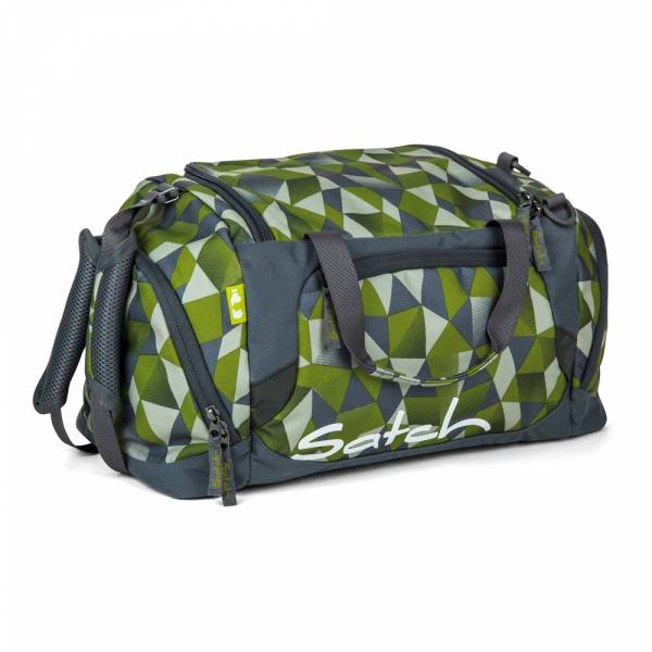 Satch Sporttasche Green Crush