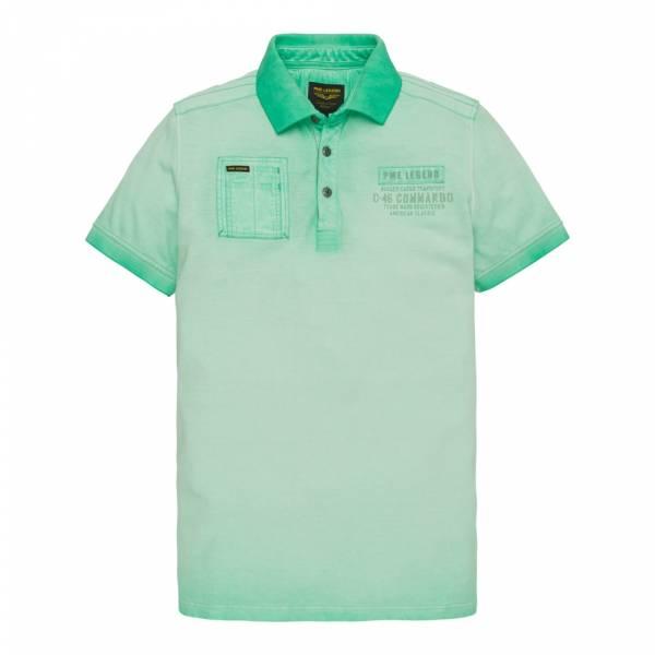 PME Legend Short Sleeve Polo Light Pique - Poloshirt