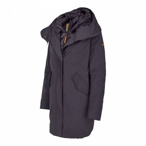 Camel Active Two-In-One 310241-8537 navy - Doppelmantel