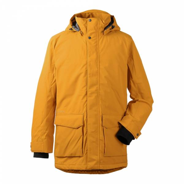 Didriksons Rolf Men`s Jacket yellow ochre - Winterparka