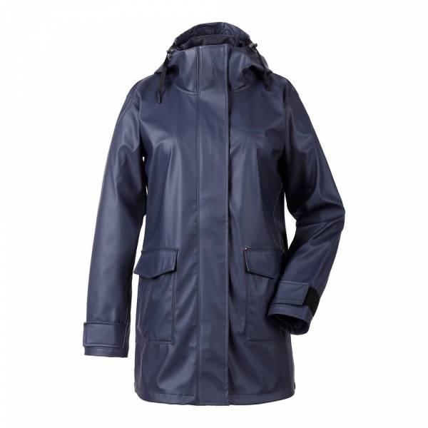 Didriksons Bojan Women's Jacket navy - Regenmantel