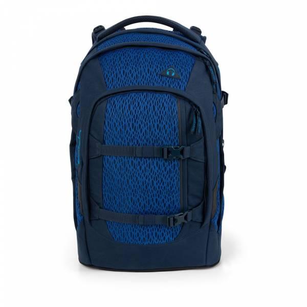 Satch Pack Schulrucksack Blue Moon