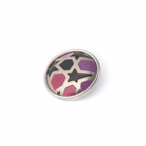 Noosa Chunk 110 Mozaique purple/ pink-alpaca