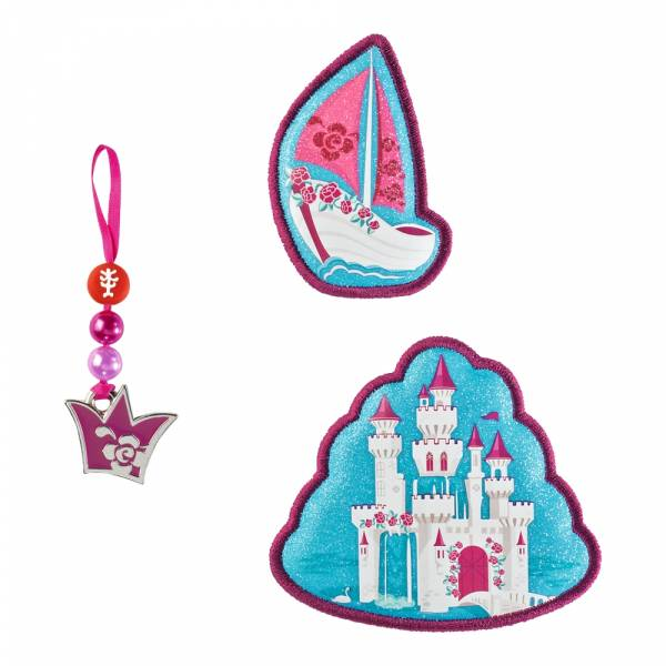 Step by Step Magic Mags Lovely Castle - Magnet-Set