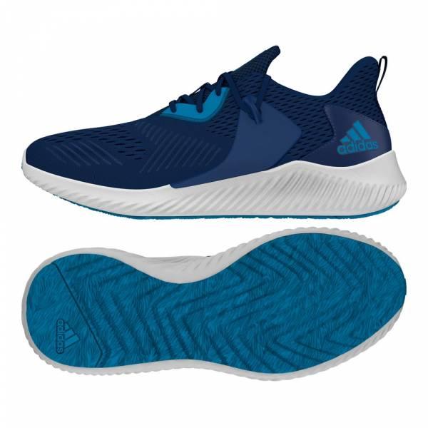Adidas Alphabounce RC 2 blau - Laufschuh