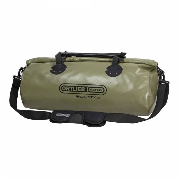 Ortlieb Rack-Pack 31L olive - Packtasche