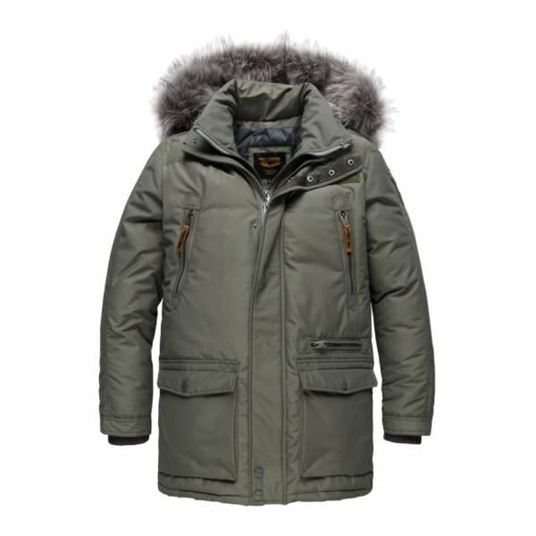 PME Legend Long Jacket Stratoliner - Winterjacke