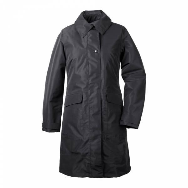 Didriksons Laila Women's Coat black - Wintermantel