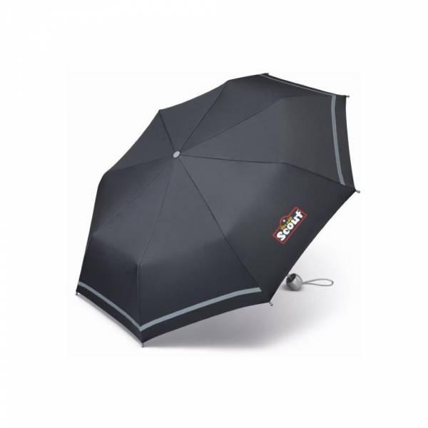 Scout Kinder-Taschenschirm grey - Regenschirm