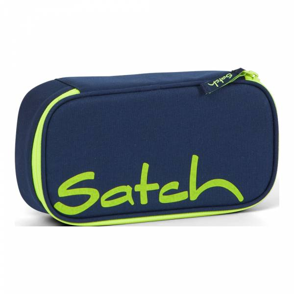 Satch Schlamperbox Toxic Yellow - Etui