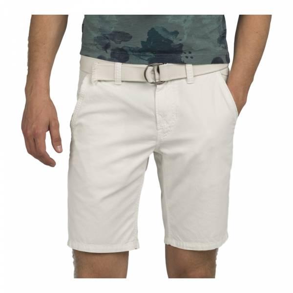PME Legend Cotton Linen Dobby Chino Short - Shorts