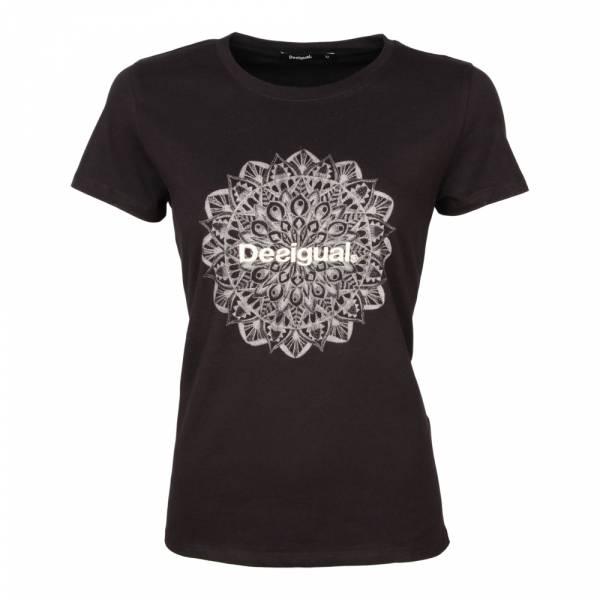 Desigual Manchester - T-Shirt