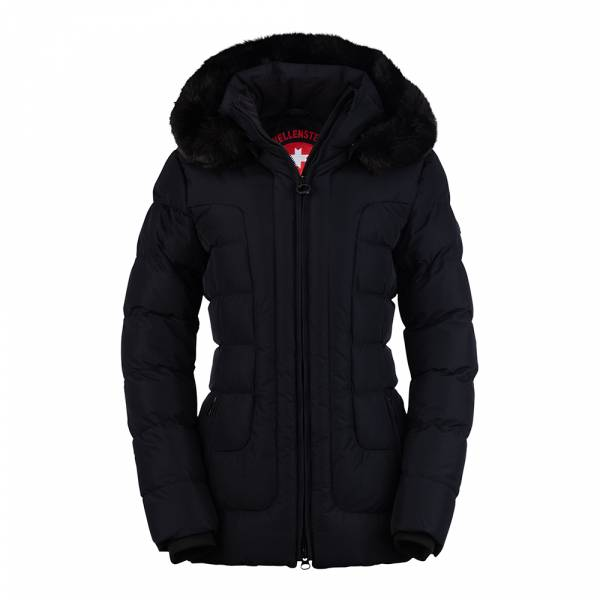 Wellensteyn Belvitesse Medium PolyAirLite midnightblue - Winterjacke