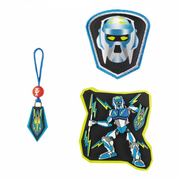 Step by Step Magic Mags Strongly Robot - Magnet-Set