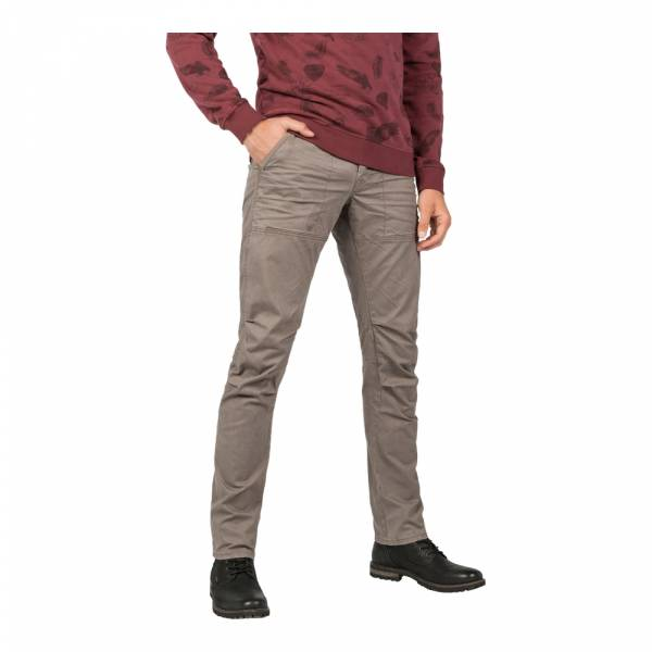 PME Legend Worker Pant Pigment Printed Dobby beige - Jeans