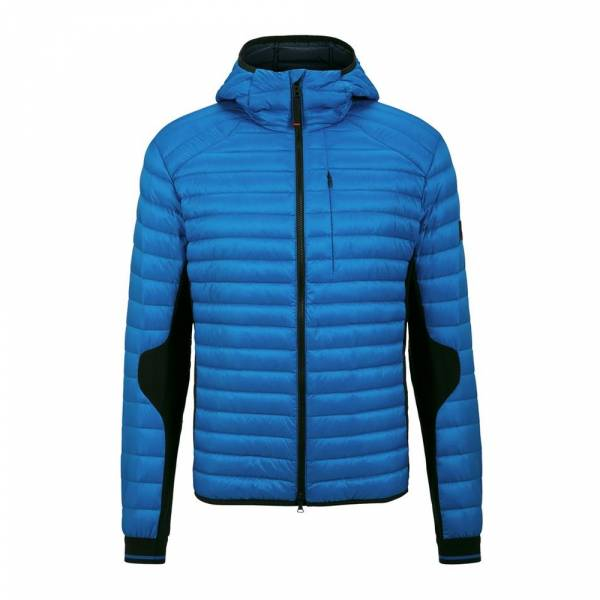 Bogner Fire + Ice Stan bright blue - Steppjacke