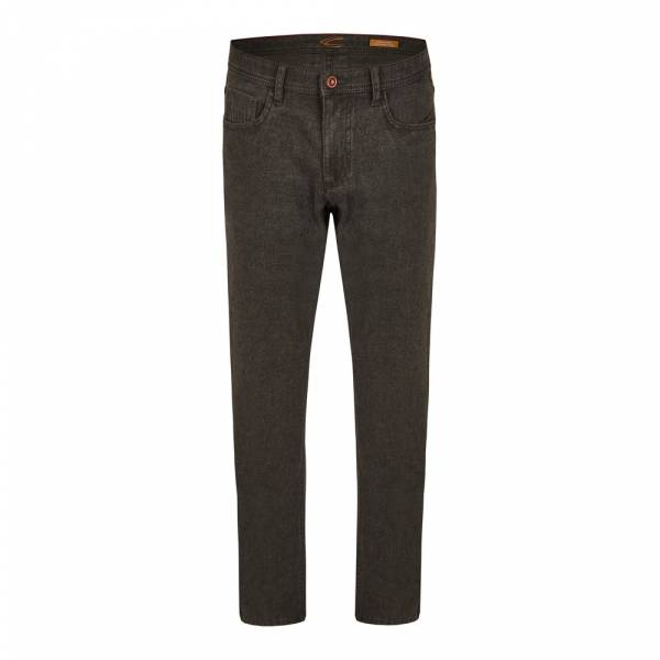 Camel Active 5-Pocket Houston 488915-8526 dark grey - Jeans