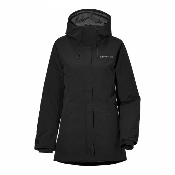 Didriksons Alta Women's Jacket black - Winterjacke