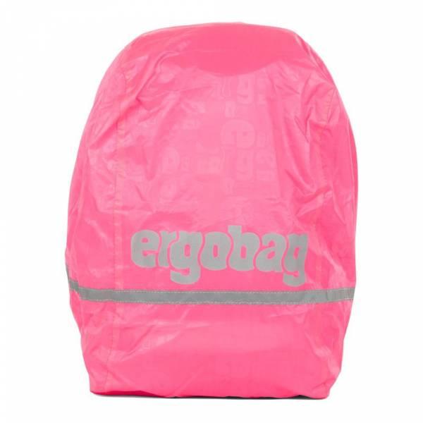 Ergobag Regencape pink floureszierend