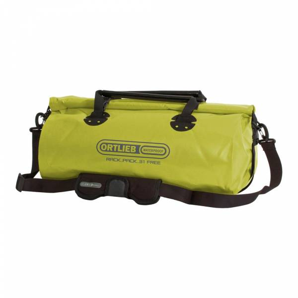 Ortlieb Rack-Pack Free starfruit - Reise- und Sporttasche