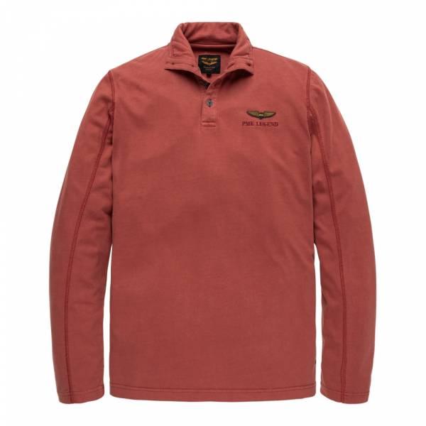 PME Legend Long Sleeve Skipper Heavy Jersey Garment Dye - Sweatshirt