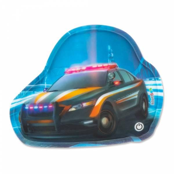 Ergobag Blinkie-Klettie Polizeiauto