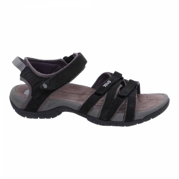 Teva Tirra Leather Women black - Sandale