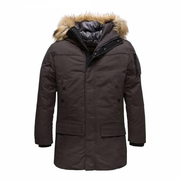 PME Legend Long Jacket Ice Pilot - Winterjacke