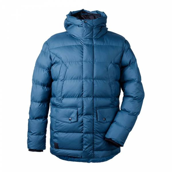 Didriksons Urban Men's Jacket atlantic blue - Winterjacke