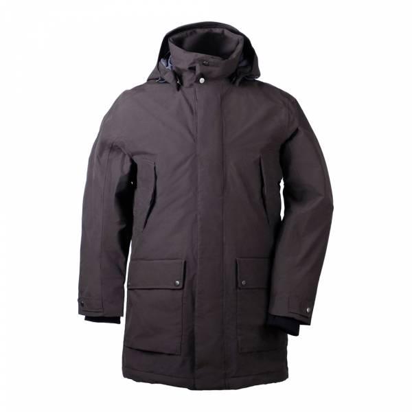 Didriksons Ture Men's Coat 2 chocolate brown - Wintermantel