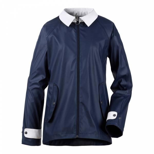 Didriksons Flip Women's Jacket navy - Regenjacke
