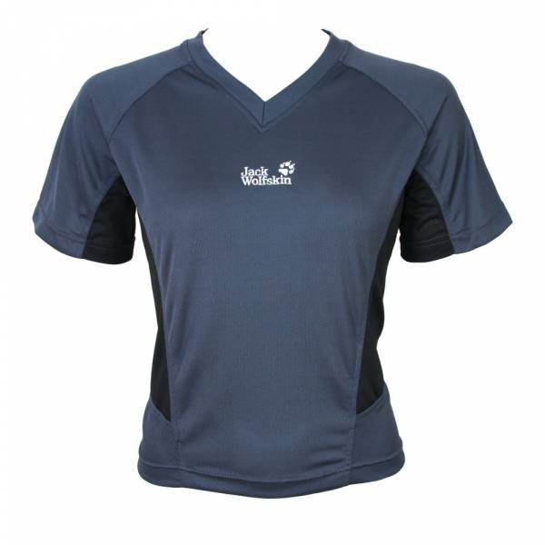 JACK WOLFSKIN Run T Women - T-Shirt
