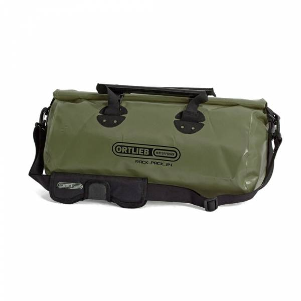 Ortlieb Rack-Pack 24L olive - Packtasche