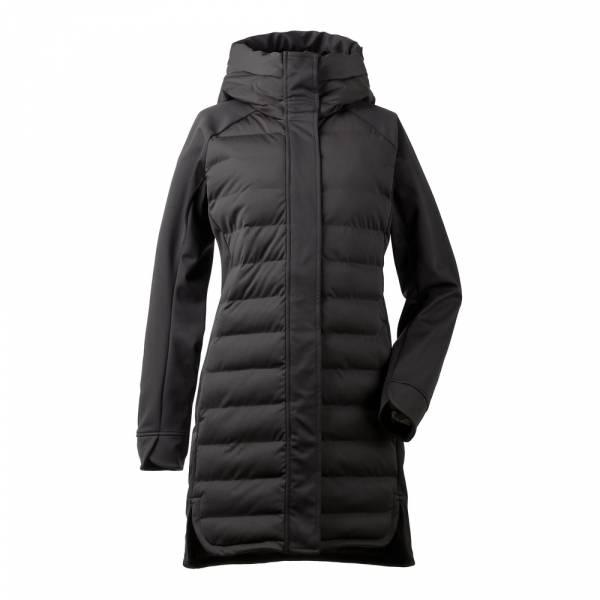Didriksons Daga Women's Jacket black - Steppjacke