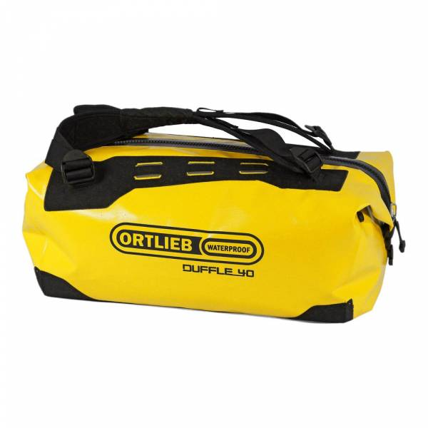 Ortlieb Duffle 40L sonnengelb-schwarz - Reisetasche