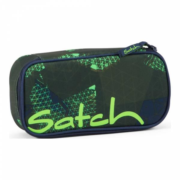 Satch Schlamperbox Infra Green - Etui