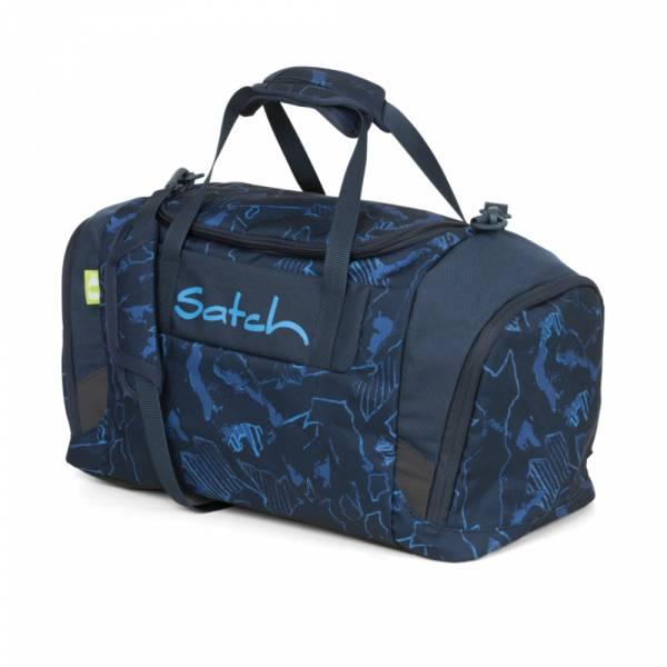 Satch Sporttasche Blue Compass