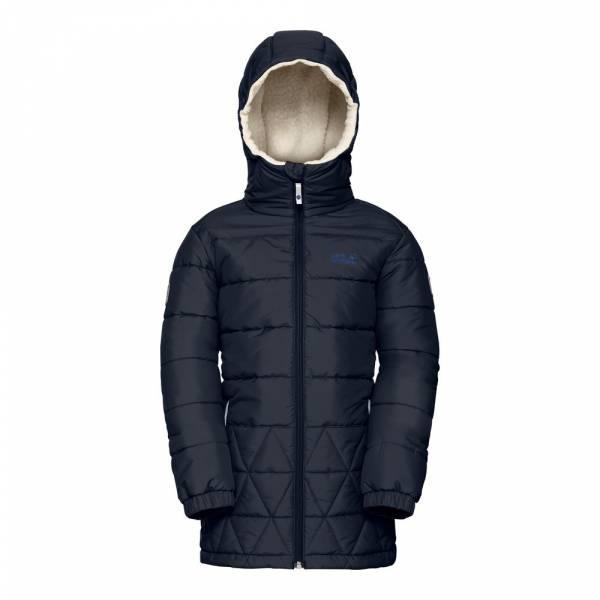 huge discount 766e8 2485a JACK WOLFSKIN Kids Black Bear - Winterjacke